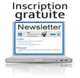 Inscription à la newsletter Géomag, newsletter de la revue Géomatique Expert